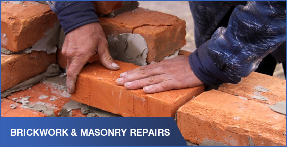 Brickwork & Masonry Repairs